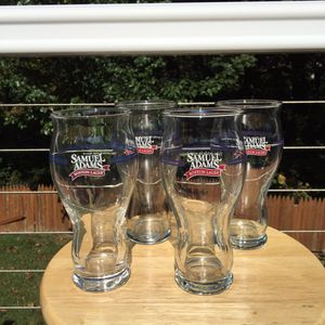 Sam Adams Pint Glasses for Sale in Pittsburgh, PA