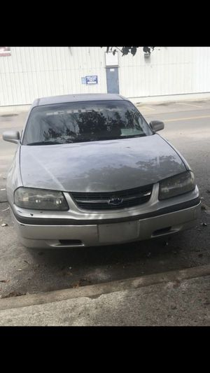 03 Chevy impala( does not start) for Sale in Nashville, TN