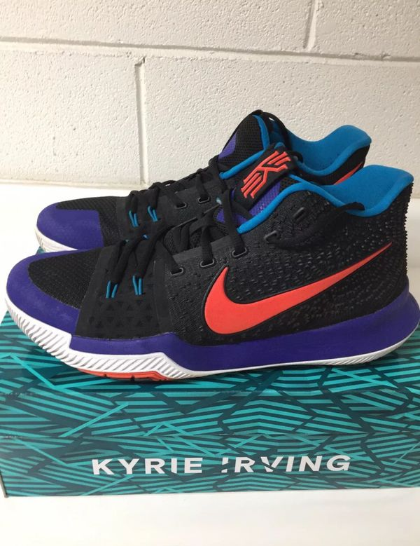 Nike Kyrie Irving 3 size 11.5 used