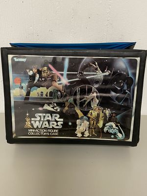Star Wars 1978 original action figure collector case for Sale in Mount Prospect, IL