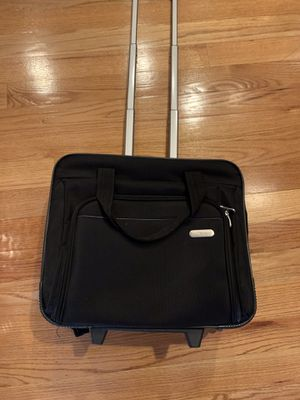Laptop bag on wheels for Sale in Winchester, MA