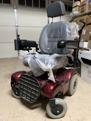 MERITS Health Electric Wheelchair Red for Sale in Brea, CA