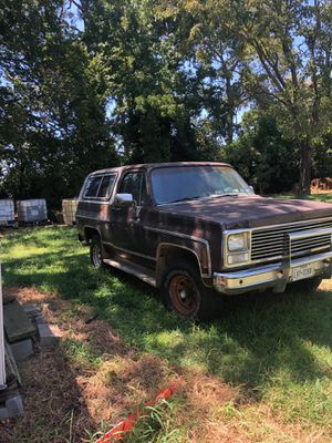 1980 Chevy K-5 Blazer for Sale in Hearne, TX