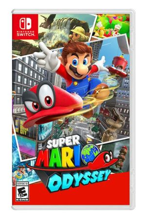 Super Mario Odyssey Nintendo Switch for Sale in Portland, OR
