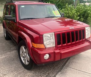Jeep commander for Sale in Fort Lauderdale, FL