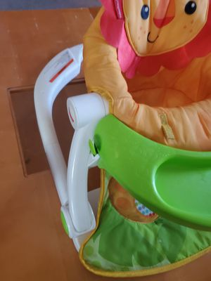 Fisher price sit me up chair for Sale in Phoenix, AZ