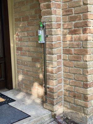 Dispensador de pedal anti bacterial for Sale in Houston, TX