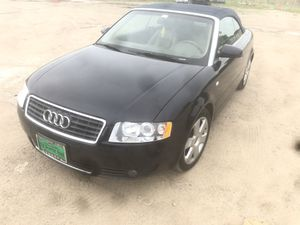 2003 Audi A4 3.0 cabriolet for Sale in Houston, TX