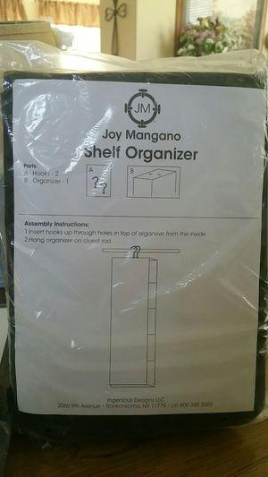 Shelf organizer for closet for Sale in Clovis, CA