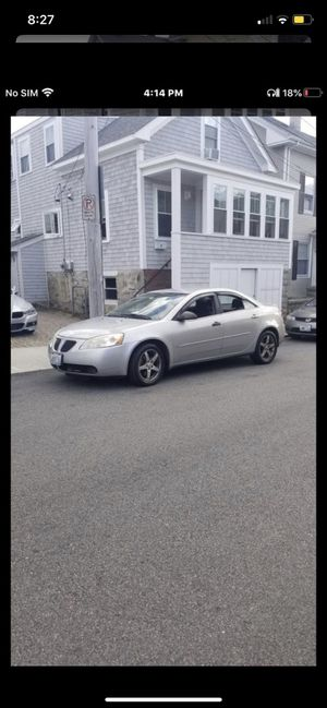 Pontiac g6 nothing wrong have all paper work and shop details for Sale in Middletown, RI