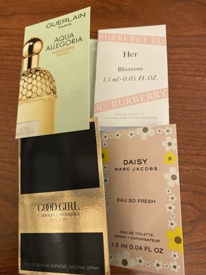 Luxury perfume for women for Sale in Los Alamitos, CA
