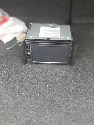 Stero kenwood ,plays movies cd,and the amplify 1200whatts for Sale in Portland, TX