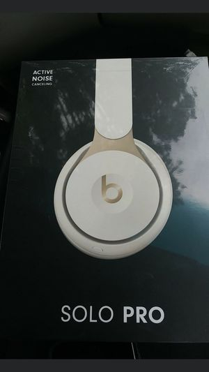 Beats Solo Pro Headphones for Sale in West Palm Beach, FL