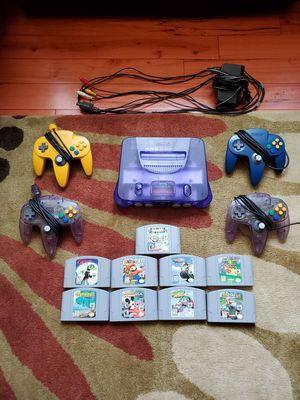 Nintendo 64 for Sale in Renton, WA