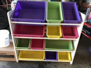 Toy bin for Sale in Redlands, CA