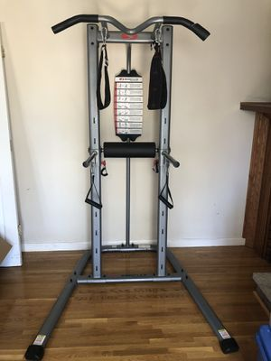 Bowflex Power Tower Fitness Rack for Sale, used for sale  Elizabeth, NJ