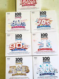 700 KARAOKE Songs On 35 Cds for Sale in Fort Myers,  FL