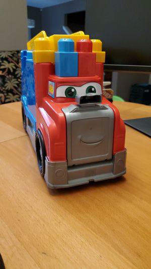 Large Cargo Trruck wirh Lego Blocks for Sale in Houston, TX