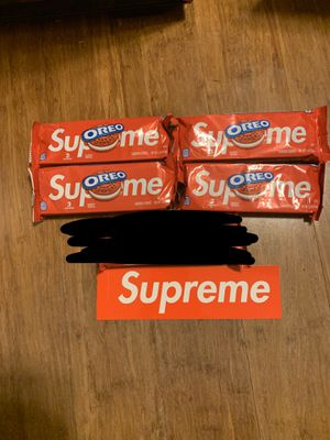 Supreme Oreo 3 pack (4 Available) for Sale in Plantation, FL