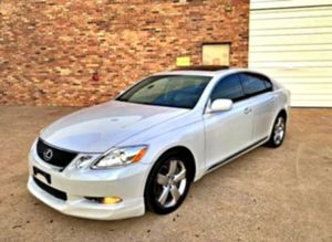 GREAT SHAPE 2OO7 Lexus GS 350 3.5 for Sale in Clyde, OH