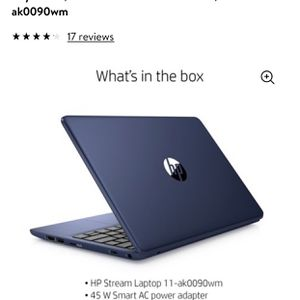 HP Laptop 11.6 HD LED Display Royal Blue,Includes Windows 10 New Unopened for Sale in Huntington Beach, CA