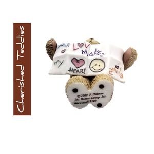 Your Love Makes My Heart Smile Cherished Teddies #833320. SHIPPING ONLY!!! for Sale in Colorado Springs, CO