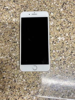 White iPhone 8Plus for Sale in Fresno, CA