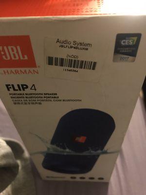 New JBL Flip 4 for Sale in Watsonville, CA