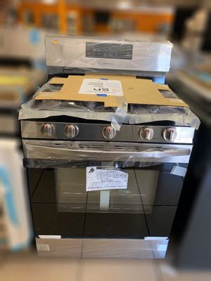 *NEW* Samsung Gas 5-Burner stove (open box, scratch & dent) for Sale in Tucson, AZ
