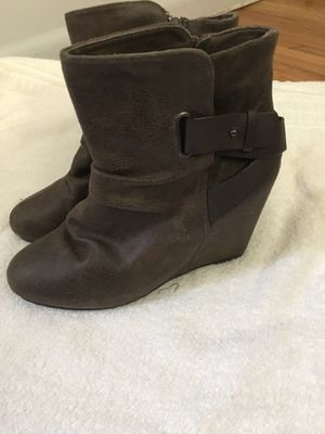 Boots platform brown (Aldo) size 11 for Sale in Harrison, NJ