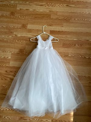 Flower Girl Dress Size 7 for Sale in Bell, CA