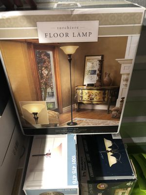 New floor lamp in box for Sale in Dayton, OH