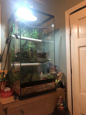 Skyscraper exo reptile enclosure for Sale in Woonsocket, RI