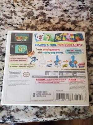 POKEMON ART ACADEMY Nintendo 3DS for Sale in North Las Vegas, NV