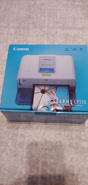 Selphy CP510 for Sale in Bellevue, WA