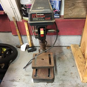 "Craftsman 8 "" drill press for Sale in Winchester, CT"