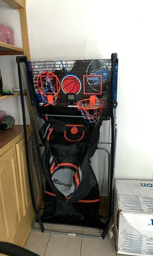 Arcade basketball hoop for Sale in Boston, MA