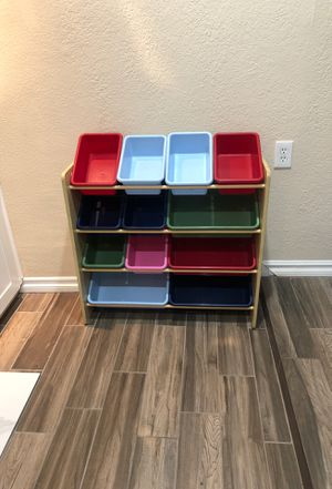 Toy Storage. Toy box for Sale in Norwalk, CA