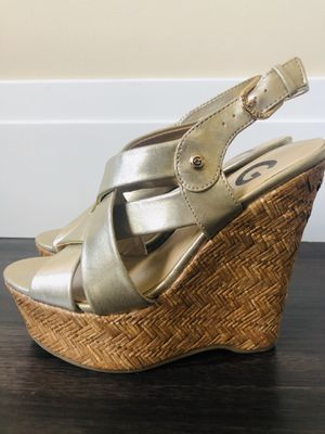 Beautiful by GUESS Wedges size 7 for Sale in Rockville, MD