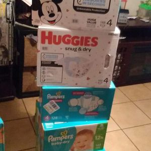 Diapers 30$ Each Box for Sale in Long Beach, CA