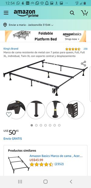 Bed for Sale in Jacksonville, GA