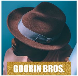 100% AUTHENTIC GOORIN BROTHERS BROS. CLASSIC BRIM FEDORA HAT for Sale in Downey, CA