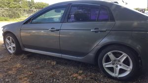 Acura tl parts parts parts 6 speed for Sale in San Antonio, TX
