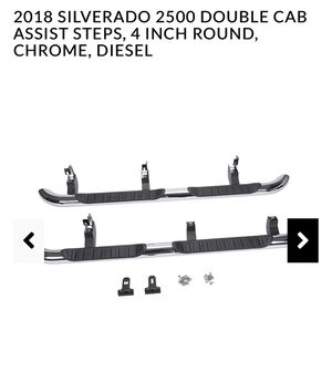 Chevy GMC side steps for Sale in Kent, WA