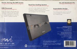 NoteBook cooling Pad With Built -IN Fans for Sale in El Cajon, CA