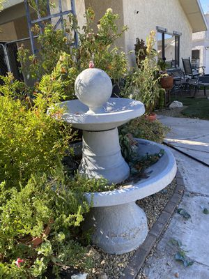Stone Fountain for Sale in Las Vegas, NV