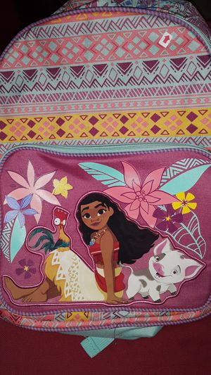 Moana backpack for Sale in Las Vegas, NV