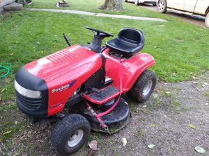 "Poulan xt 42"" for Sale in Otter Lake, MI"