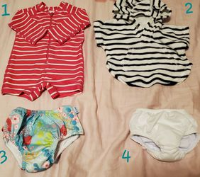 Baby Girl Swim Set $3 for Sale in Portland,  OR