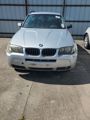 Parting Out 2006 BMW X3 3.0L Titan Silver Metallic for Sale in Irving, TX